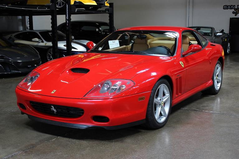 Used 2002 Ferrari 575M for sale Sold at San Francisco Sports Cars in San Carlos CA 94070 3