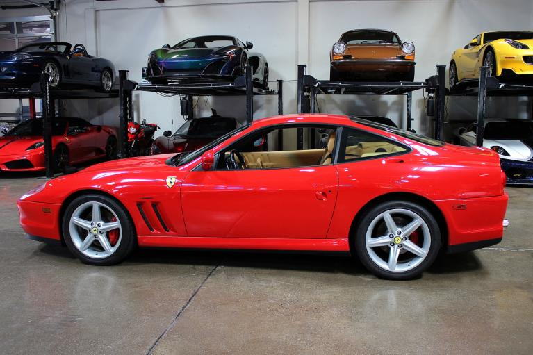 Used 2002 Ferrari 575M for sale Sold at San Francisco Sports Cars in San Carlos CA 94070 4