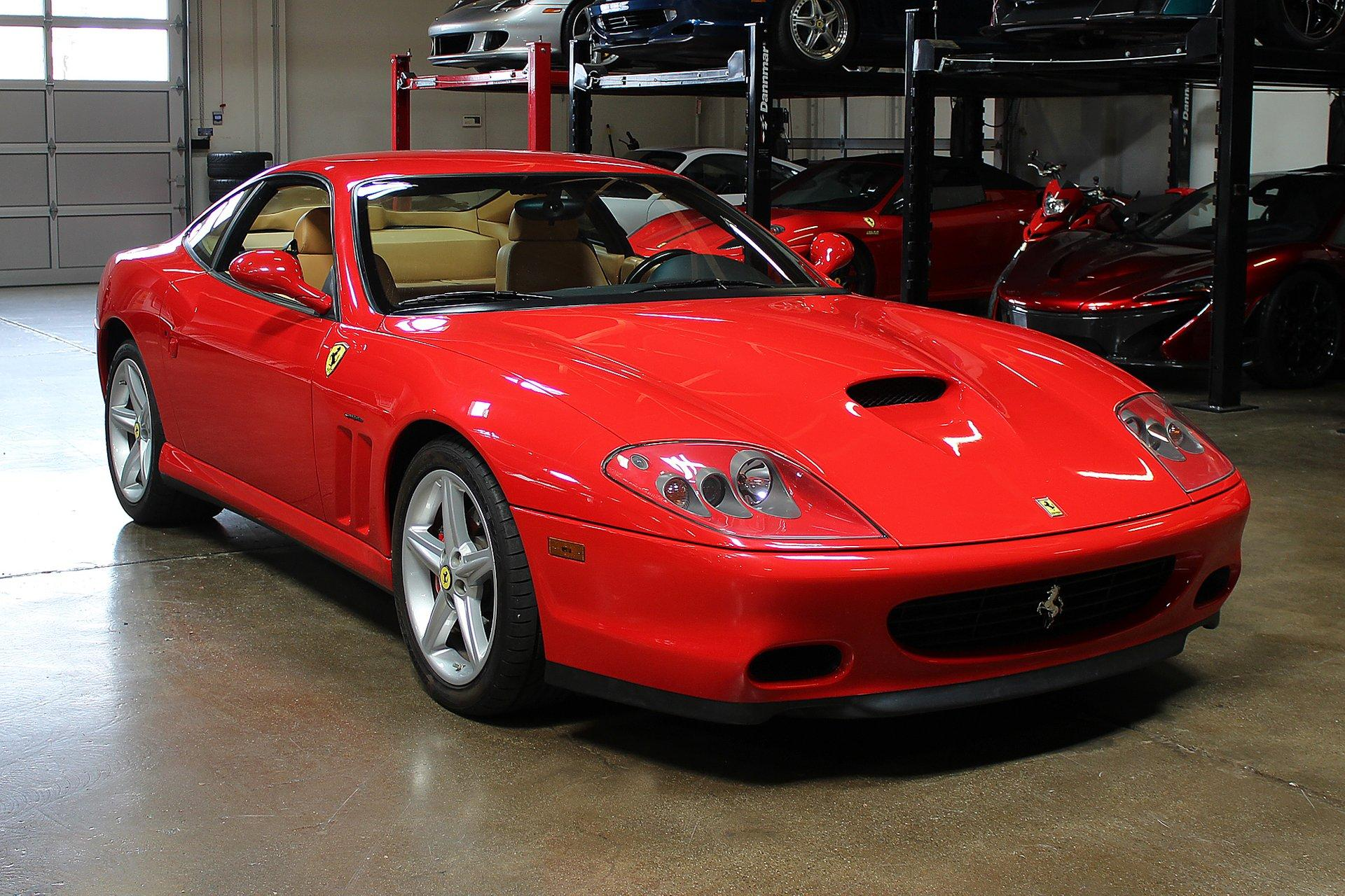Used 2002 Ferrari 575M for sale Sold at San Francisco Sports Cars in San Carlos CA 94070 1