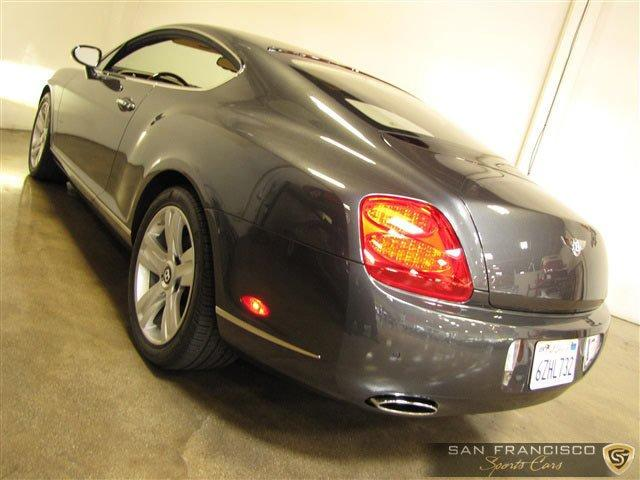 Used 2008 Bentley Continental GT for sale Sold at San Francisco Sports Cars in San Carlos CA 94070 4