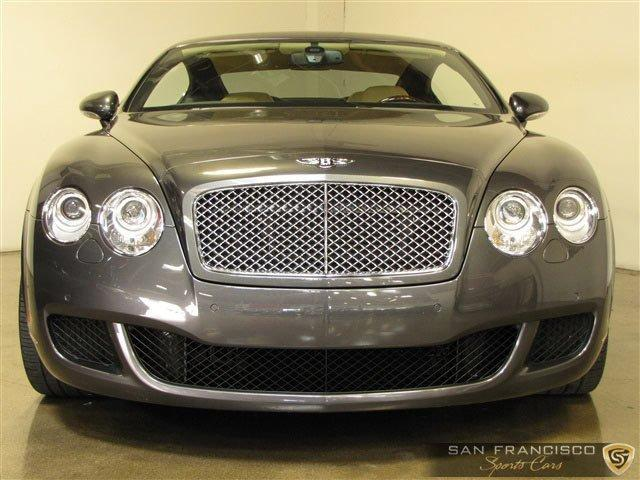Used 2008 Bentley Continental GT for sale Sold at San Francisco Sports Cars in San Carlos CA 94070 1