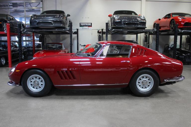 Used 1965 Ferrari 275GTB for sale Sold at San Francisco Sports Cars in San Carlos CA 94070 4