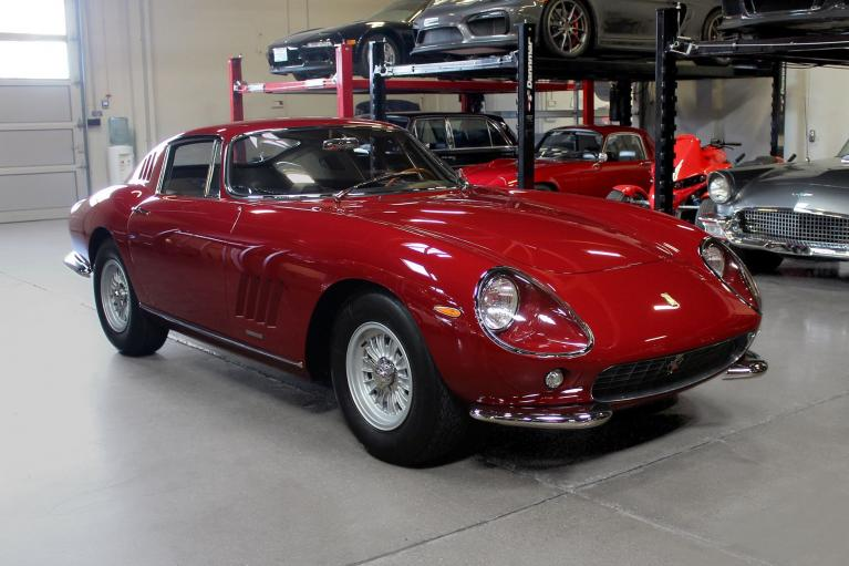 Used 1965 Ferrari 275GTB for sale Sold at San Francisco Sports Cars in San Carlos CA 94070 1