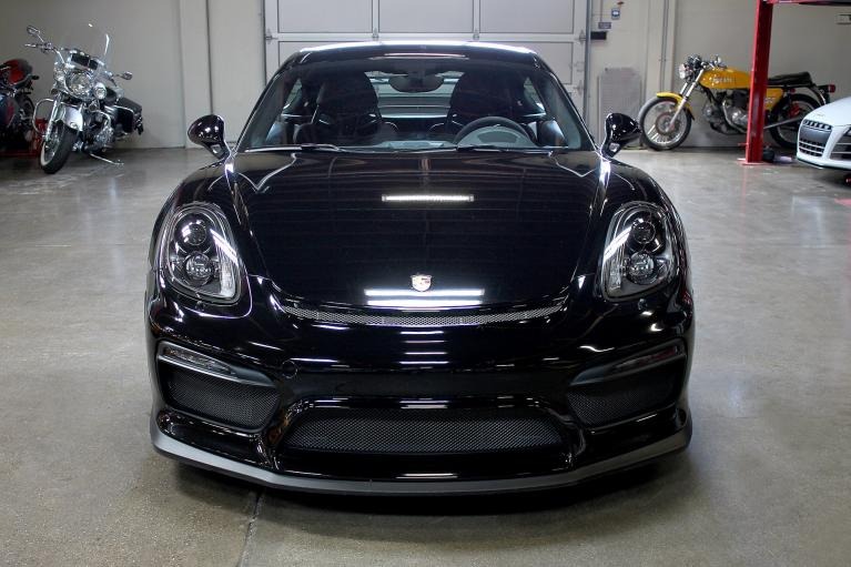 Used 2016 Porsche Cayman for sale Sold at San Francisco Sports Cars in San Carlos CA 94070 2