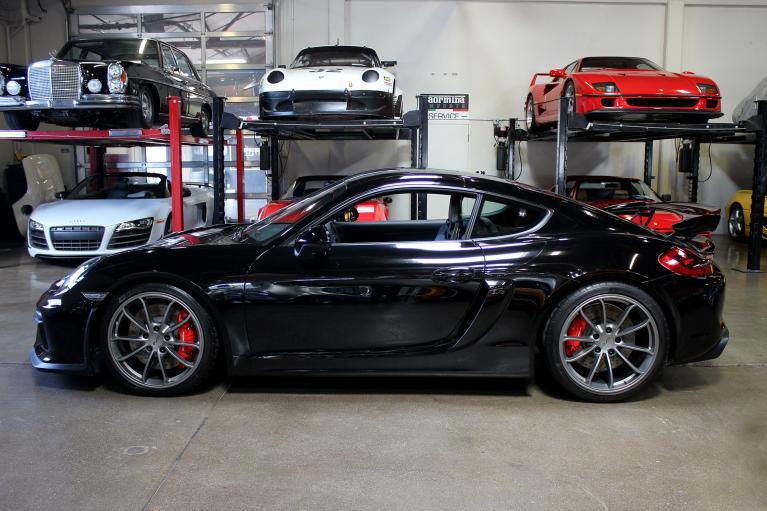 Used 2016 Porsche Cayman for sale Sold at San Francisco Sports Cars in San Carlos CA 94070 4
