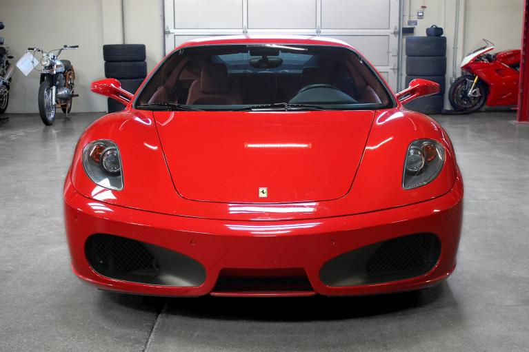Used 2008 Ferrari F430 Berlinetta for sale Sold at San Francisco Sports Cars in San Carlos CA 94070 2