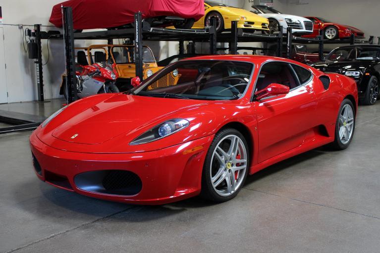 Used 2008 Ferrari F430 Berlinetta for sale Sold at San Francisco Sports Cars in San Carlos CA 94070 3