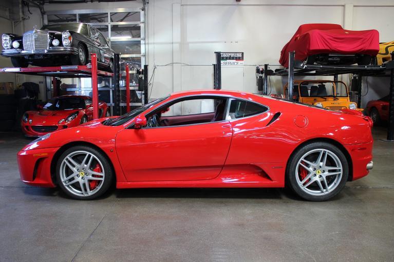 Used 2008 Ferrari F430 Berlinetta for sale Sold at San Francisco Sports Cars in San Carlos CA 94070 4