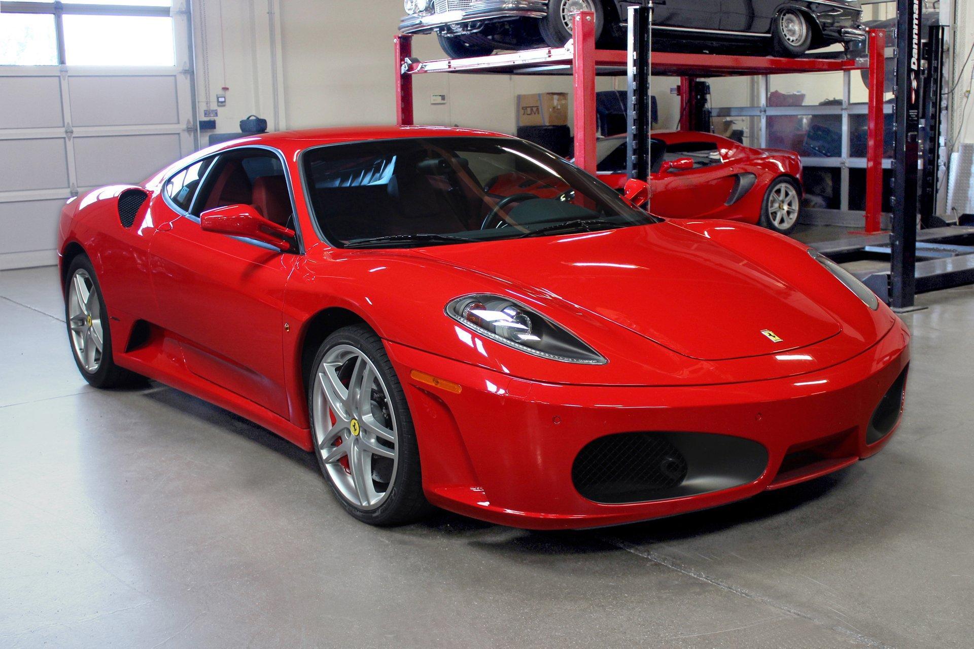 Used 2008 Ferrari F430 Berlinetta for sale Sold at San Francisco Sports Cars in San Carlos CA 94070 1