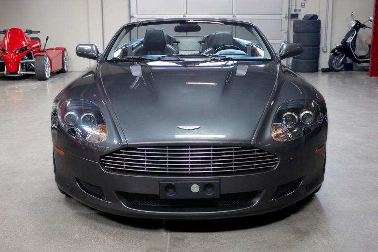 Used 2007 Aston Martin DB9 for sale Sold at San Francisco Sports Cars in San Carlos CA 94070 2