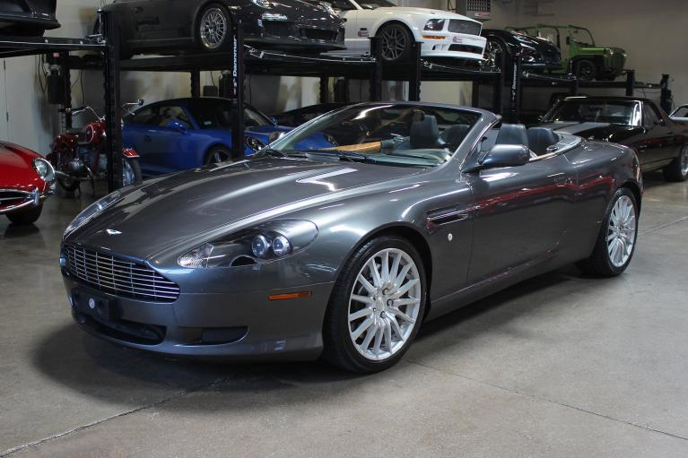 Used 2007 Aston Martin DB9 for sale Sold at San Francisco Sports Cars in San Carlos CA 94070 3