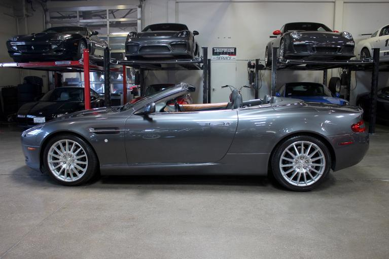 Used 2007 Aston Martin DB9 for sale Sold at San Francisco Sports Cars in San Carlos CA 94070 4