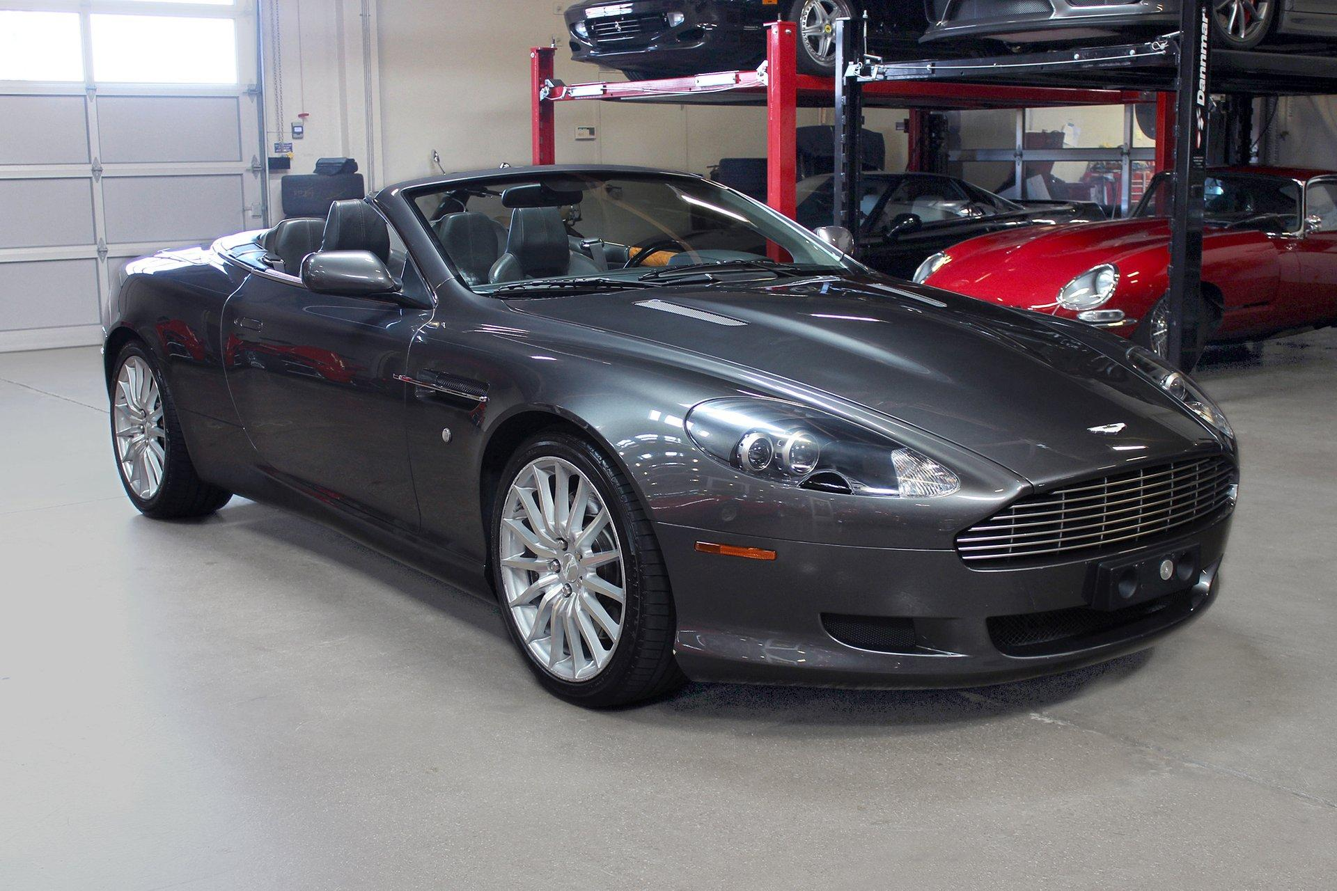 Used 2007 Aston Martin DB9 for sale Sold at San Francisco Sports Cars in San Carlos CA 94070 1