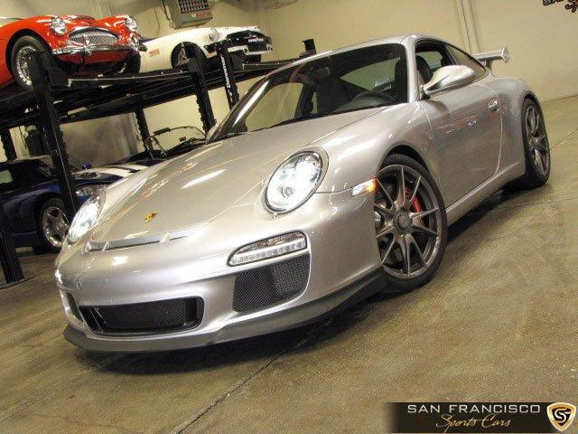 Used 2010 Porsche 911 GT3 for sale Sold at San Francisco Sports Cars in San Carlos CA 94070 2