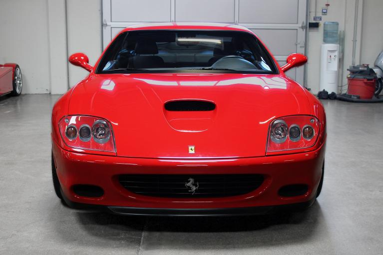 Used 2003 Ferrari 575M Maranello for sale Sold at San Francisco Sports Cars in San Carlos CA 94070 2
