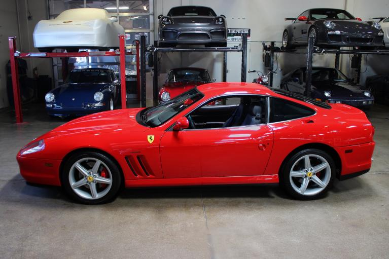 Used 2003 Ferrari 575M Maranello for sale Sold at San Francisco Sports Cars in San Carlos CA 94070 4