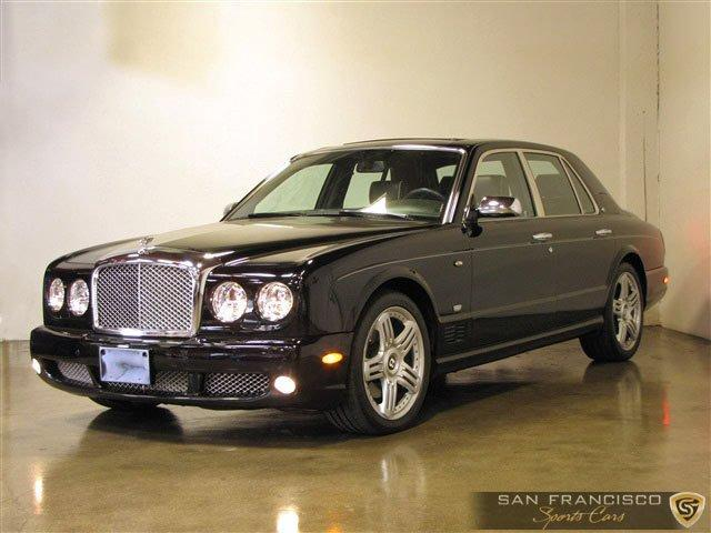 Used 2009 Bentley Arnage T for sale Sold at San Francisco Sports Cars in San Carlos CA 94070 2