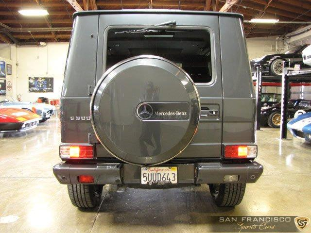 Used 2003 Mercedes-Benz G500 for sale Sold at San Francisco Sports Cars in San Carlos CA 94070 4
