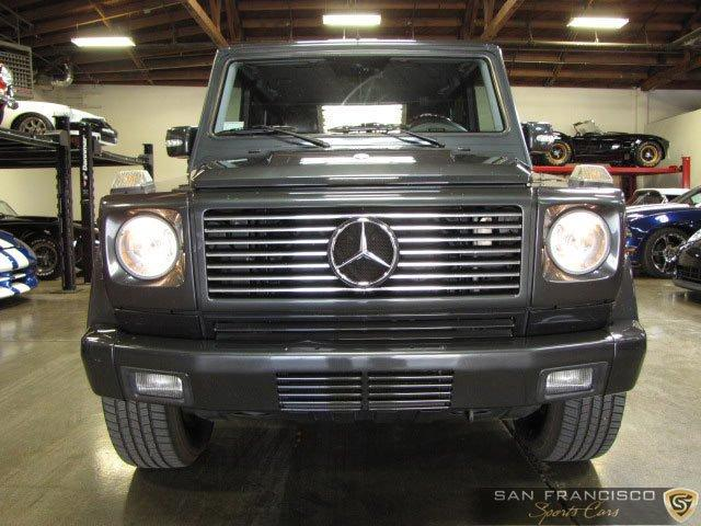 Used 2003 Mercedes-Benz G500 for sale Sold at San Francisco Sports Cars in San Carlos CA 94070 1
