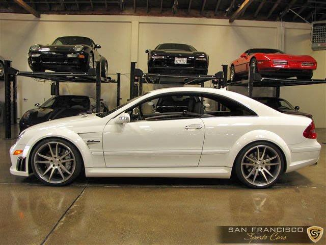 Used 2008 Mercedes-Benz CLK 63 AMG Black Series for sale Sold at San Francisco Sports Cars in San Carlos CA 94070 3
