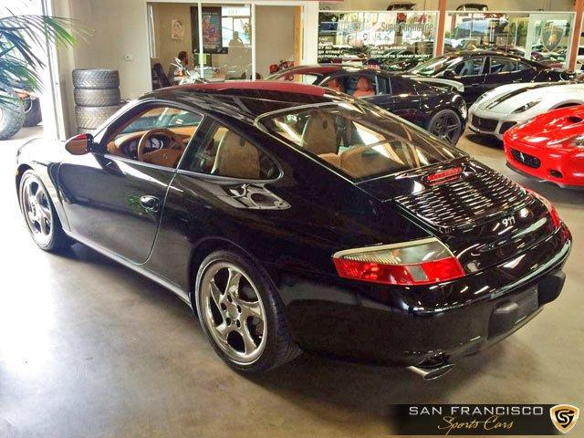 Used 2001 Porsche 911 Carrera for sale Sold at San Francisco Sports Cars in San Carlos CA 94070 2