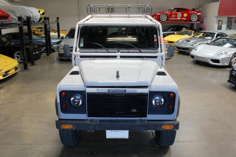 Used 1993 Land Rover Defender 110 for sale Sold at San Francisco Sports Cars in San Carlos CA 94070 2