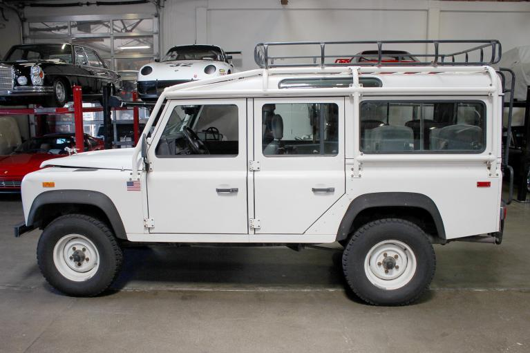 Used 1993 Land Rover Defender 110 for sale Sold at San Francisco Sports Cars in San Carlos CA 94070 4