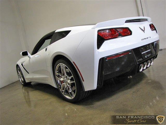 Used 2014 Chevy Corvette Stingray for sale Sold at San Francisco Sports Cars in San Carlos CA 94070 4