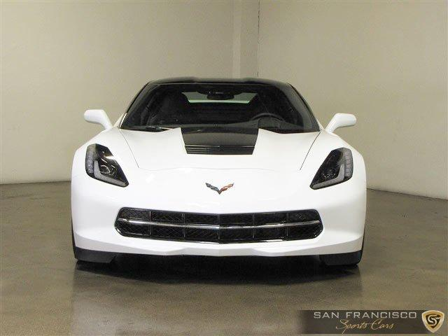 Used 2014 Chevy Corvette Stingray for sale Sold at San Francisco Sports Cars in San Carlos CA 94070 1