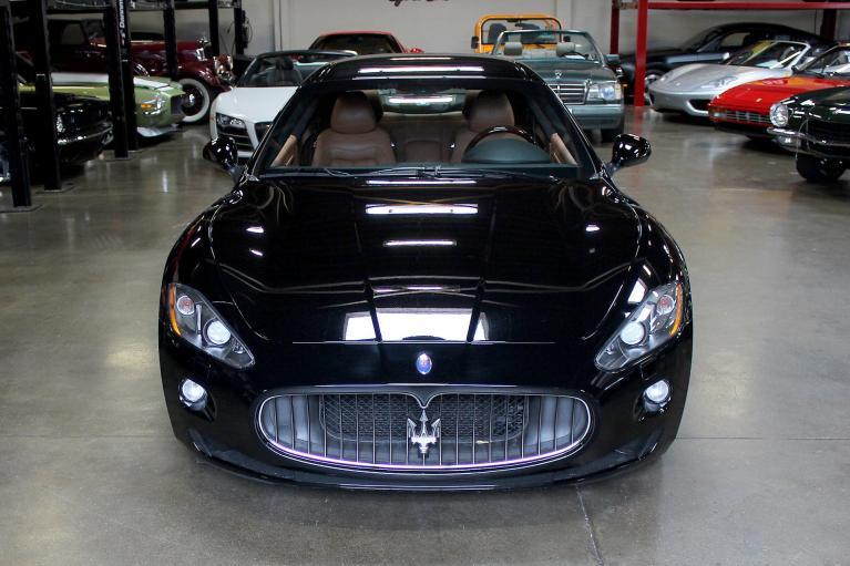 Used 2009 Maserati GranTurismo for sale Sold at San Francisco Sports Cars in San Carlos CA 94070 2