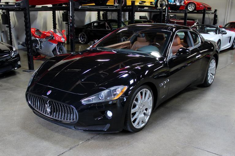 Used 2009 Maserati GranTurismo for sale Sold at San Francisco Sports Cars in San Carlos CA 94070 3