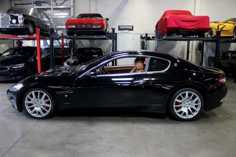 Used 2009 Maserati GranTurismo for sale Sold at San Francisco Sports Cars in San Carlos CA 94070 4