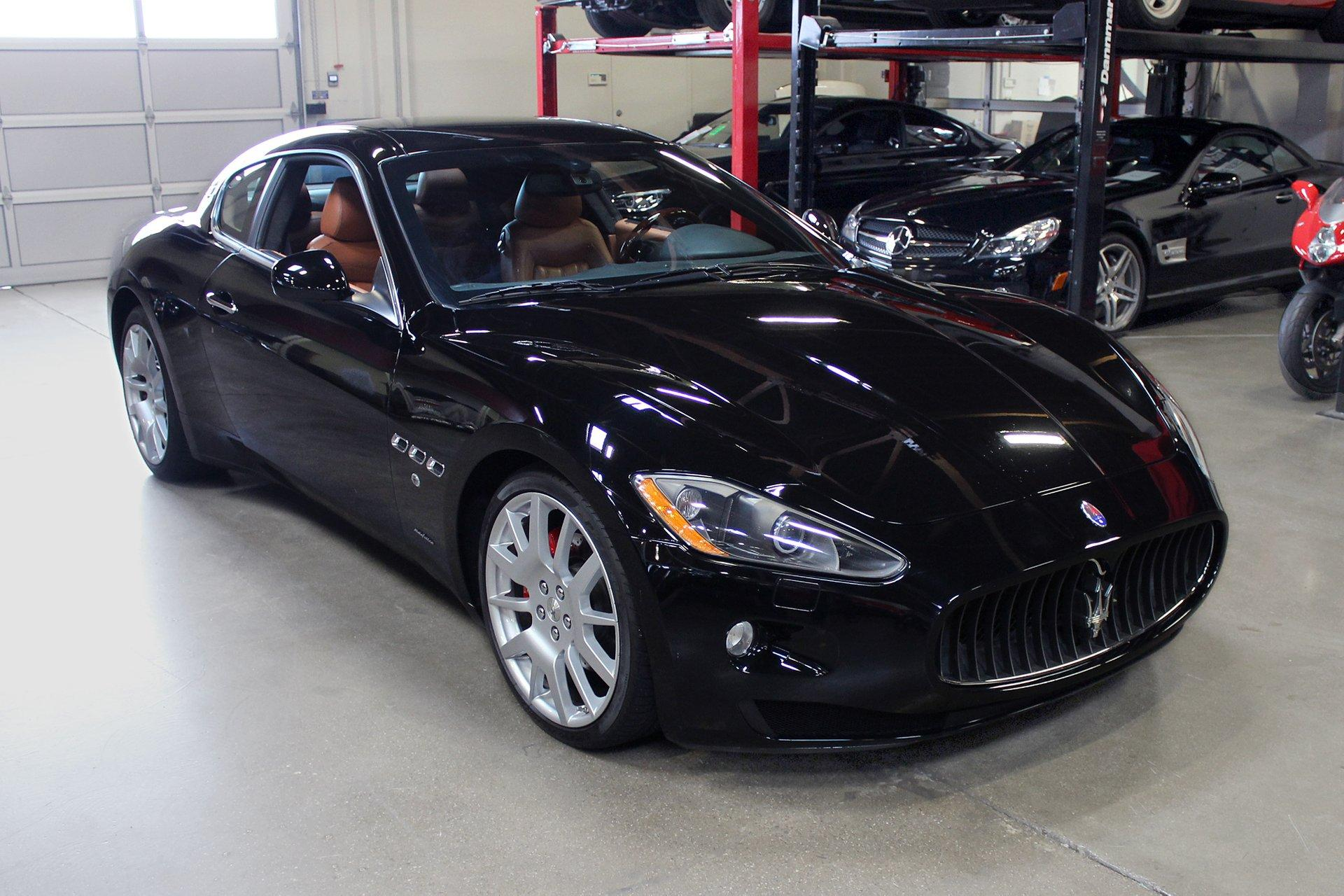 Used 2009 Maserati GranTurismo for sale Sold at San Francisco Sports Cars in San Carlos CA 94070 1