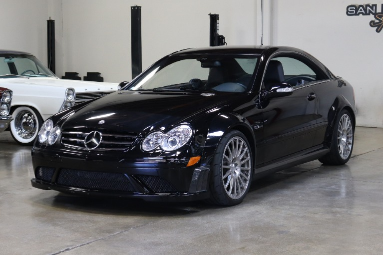 Used 2008 Mercedes-Benz Benz CLK 63 AMG Black Series for sale Sold at San Francisco Sports Cars in San Carlos CA 94070 3