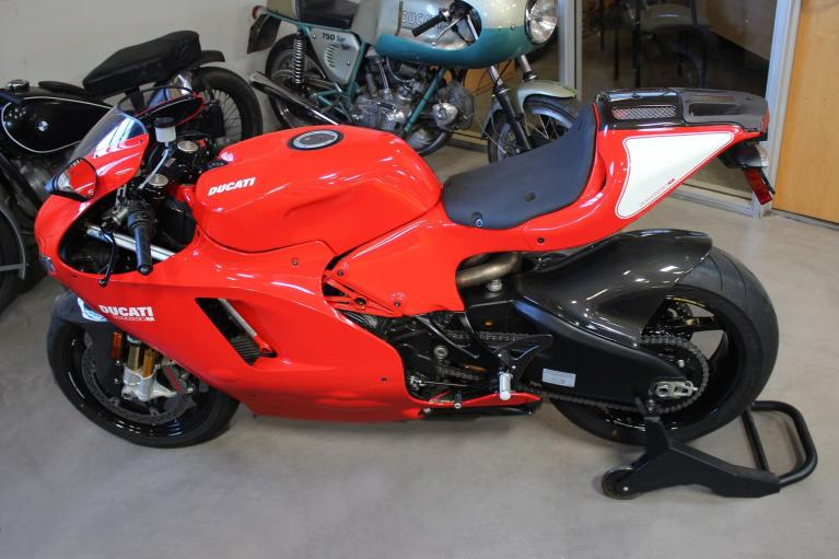 Used 2008 Ducati Desmosedici RR for sale Sold at San Francisco Sports Cars in San Carlos CA 94070 4