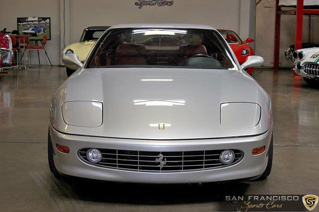 Used 2000 Ferrari 456M for sale Sold at San Francisco Sports Cars in San Carlos CA 94070 1