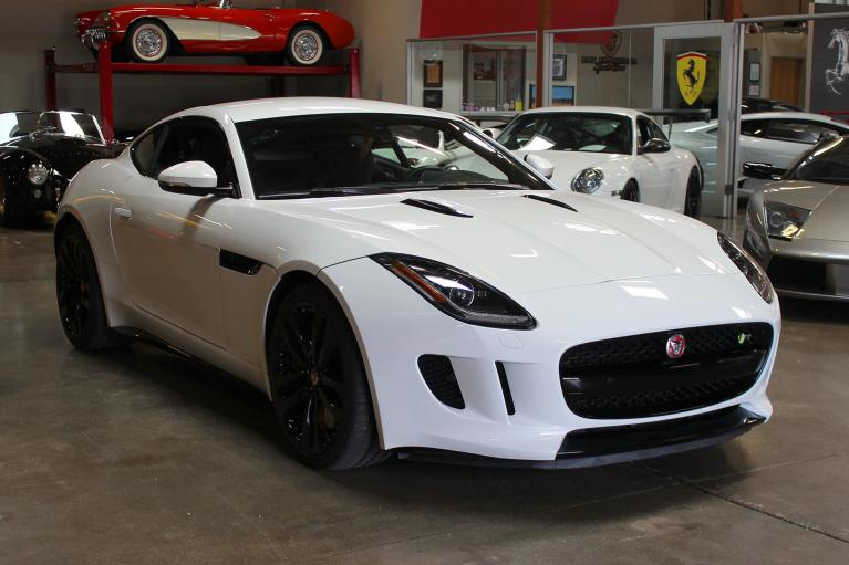 Used 2015 Jaguar F-Type for sale Sold at San Francisco Sports Cars in San Carlos CA 94070 1