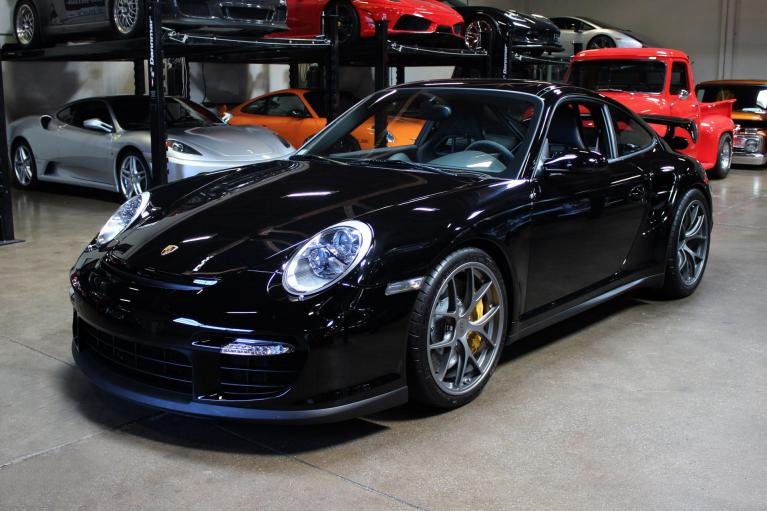 Used 2009 Porsche 911 GT2 for sale Sold at San Francisco Sports Cars in San Carlos CA 94070 3