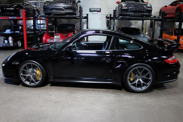 Used 2009 Porsche 911 GT2 for sale Sold at San Francisco Sports Cars in San Carlos CA 94070 4