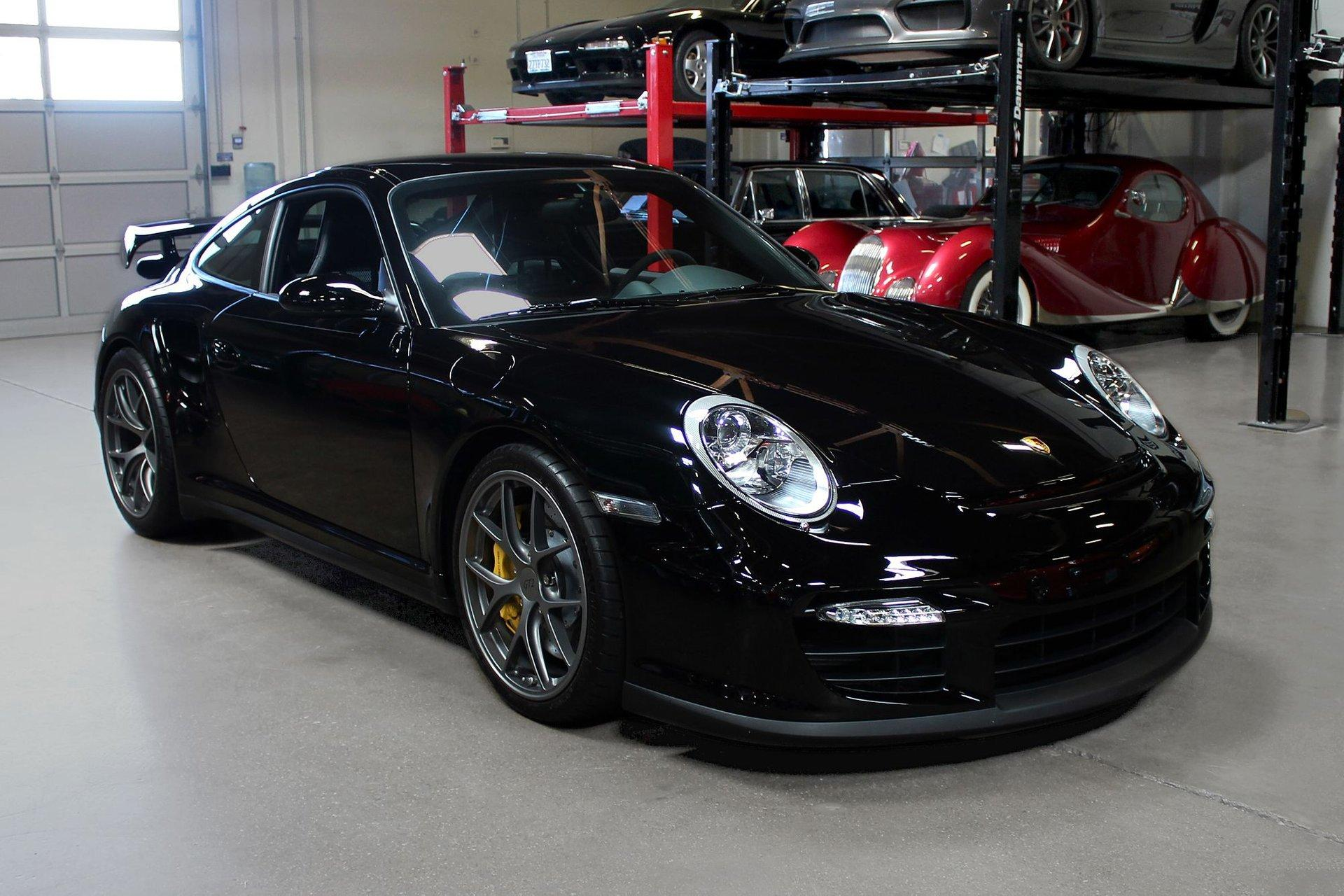 Used 2009 Porsche 911 GT2 for sale Sold at San Francisco Sports Cars in San Carlos CA 94070 1