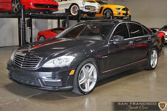 Used 2013 Mercedes-Benz Benz S63 Designo for sale Sold at San Francisco Sports Cars in San Carlos CA 94070 2