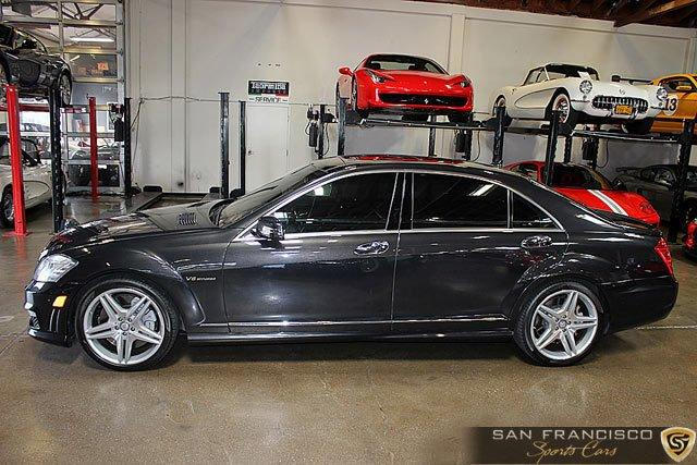 Used 2013 Mercedes-Benz Benz S63 Designo for sale Sold at San Francisco Sports Cars in San Carlos CA 94070 3
