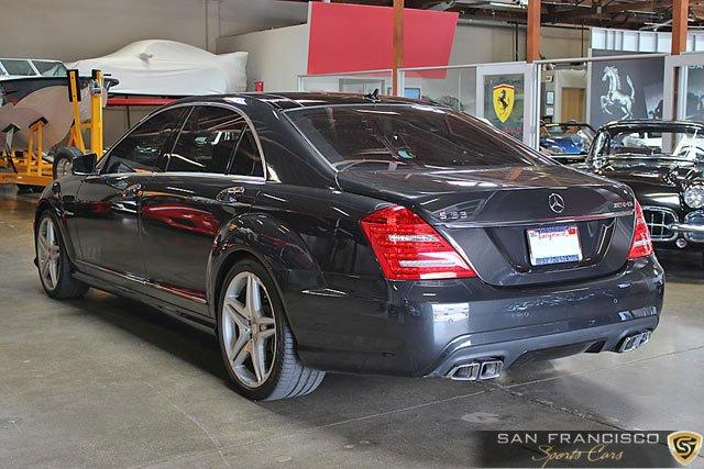 Used 2013 Mercedes-Benz Benz S63 Designo for sale Sold at San Francisco Sports Cars in San Carlos CA 94070 4