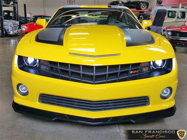 Used 2012 Chevrolet Camaro SS Bumblebee for sale Sold at San Francisco Sports Cars in San Carlos CA 94070 1