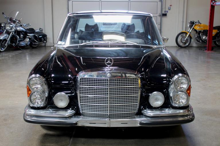 Used 1972 Mercedes-Benz 300 SEL 6.3 for sale $299,995 at San Francisco Sports Cars in San Carlos CA 94070 2