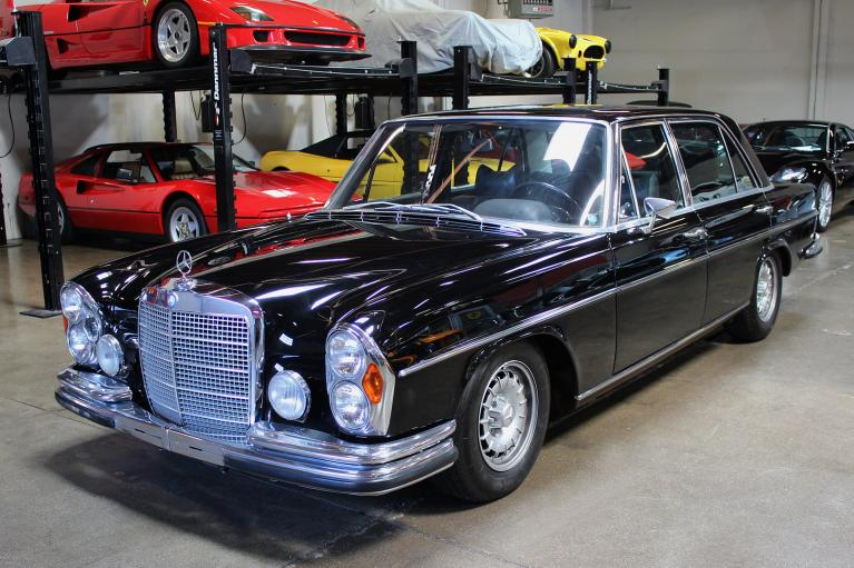 Used 1972 Mercedes-Benz 300 SEL 6.3 for sale $339,995 at San Francisco Sports Cars in San Carlos CA 94070 3