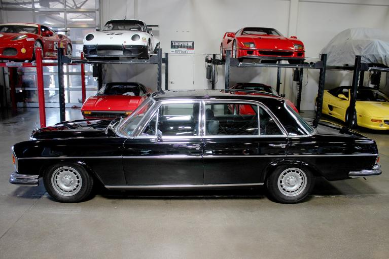 Used 1972 Mercedes-Benz 300 SEL 6.3 for sale $339,995 at San Francisco Sports Cars in San Carlos CA 94070 4