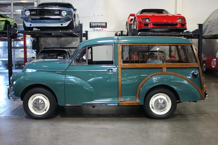 Used 1967 Morris Traveller for sale Sold at San Francisco Sports Cars in San Carlos CA 94070 4