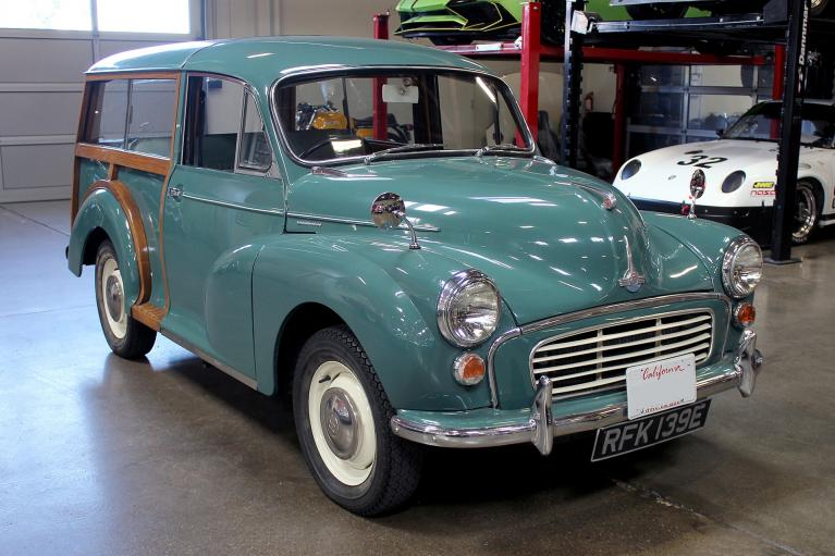 Used 1967 Morris Traveller for sale Sold at San Francisco Sports Cars in San Carlos CA 94070 1