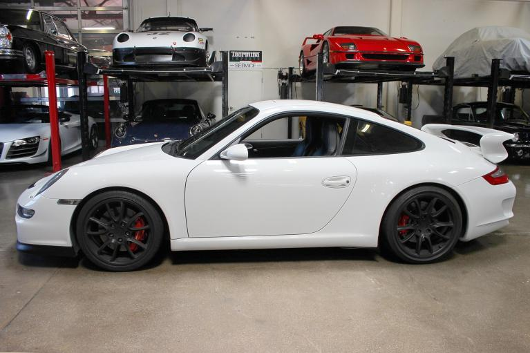 Used 2007 Porsche 911 for sale Sold at San Francisco Sports Cars in San Carlos CA 94070 4